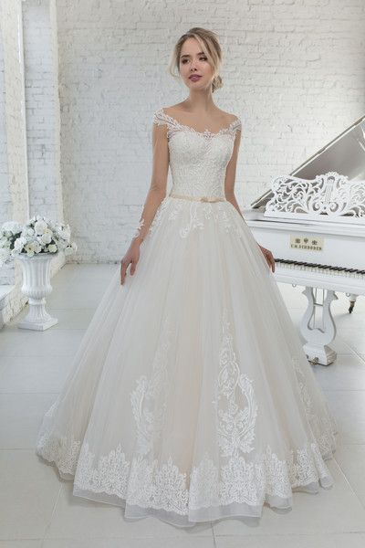 Wedding Dress Hochzeitskleid Brautkleid MARYSTELLA | Hochzeit ...
