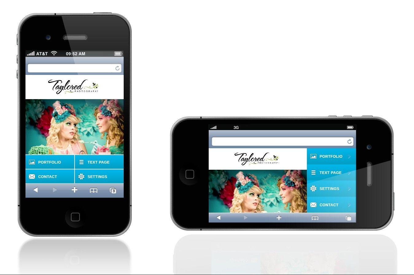 Photographer Portfolio App