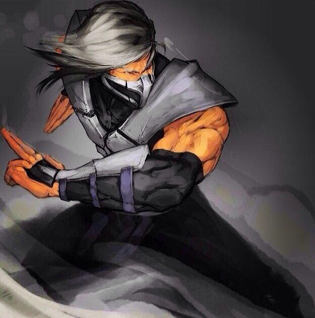 Mortal Kombat 9 Smoke Mortal Kombat 9 Mortal Kombat Anime