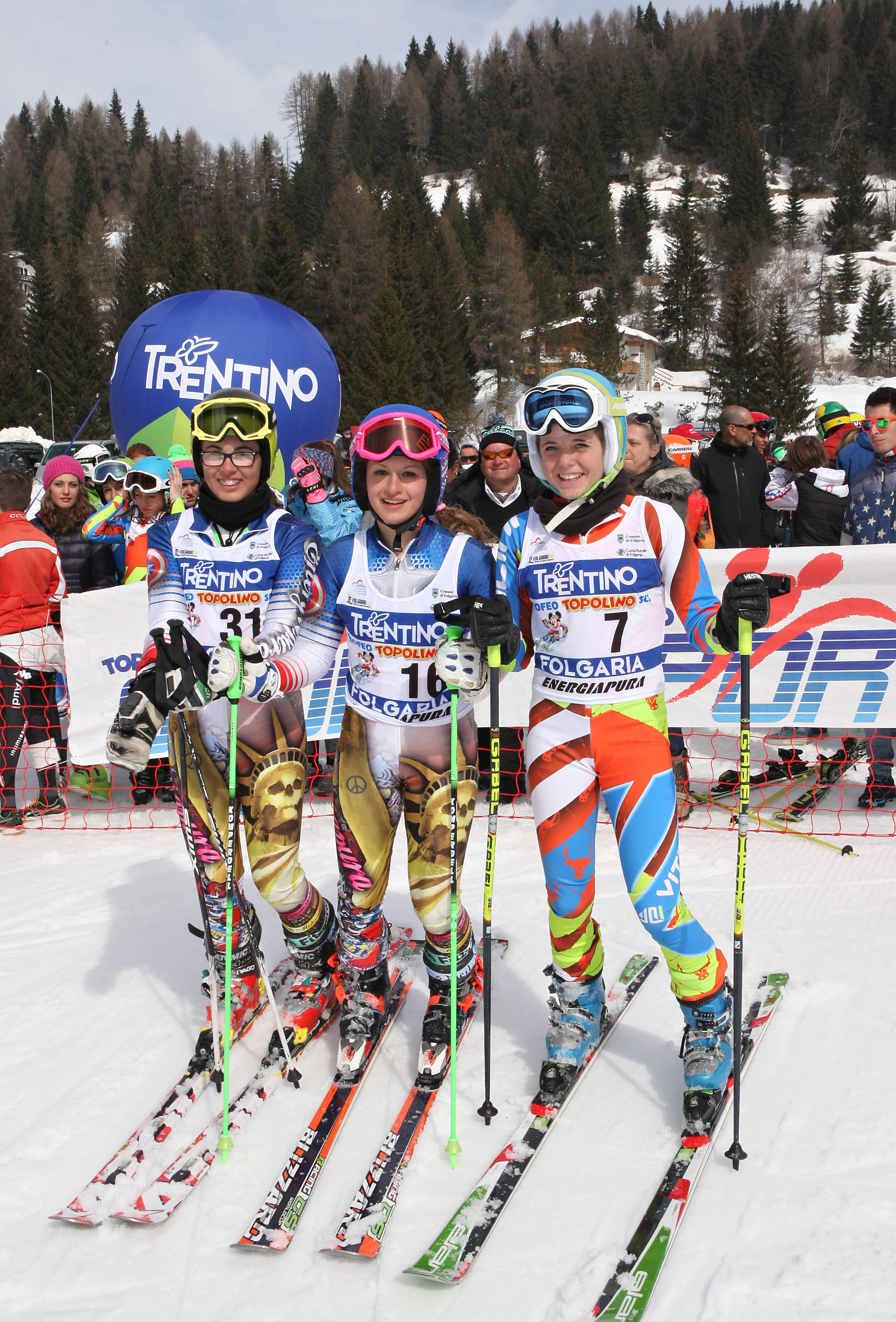 54° Trofeo Topolino sull'#alpecimbra!! #readytoski #Folgaria #Trentino #grandieventi