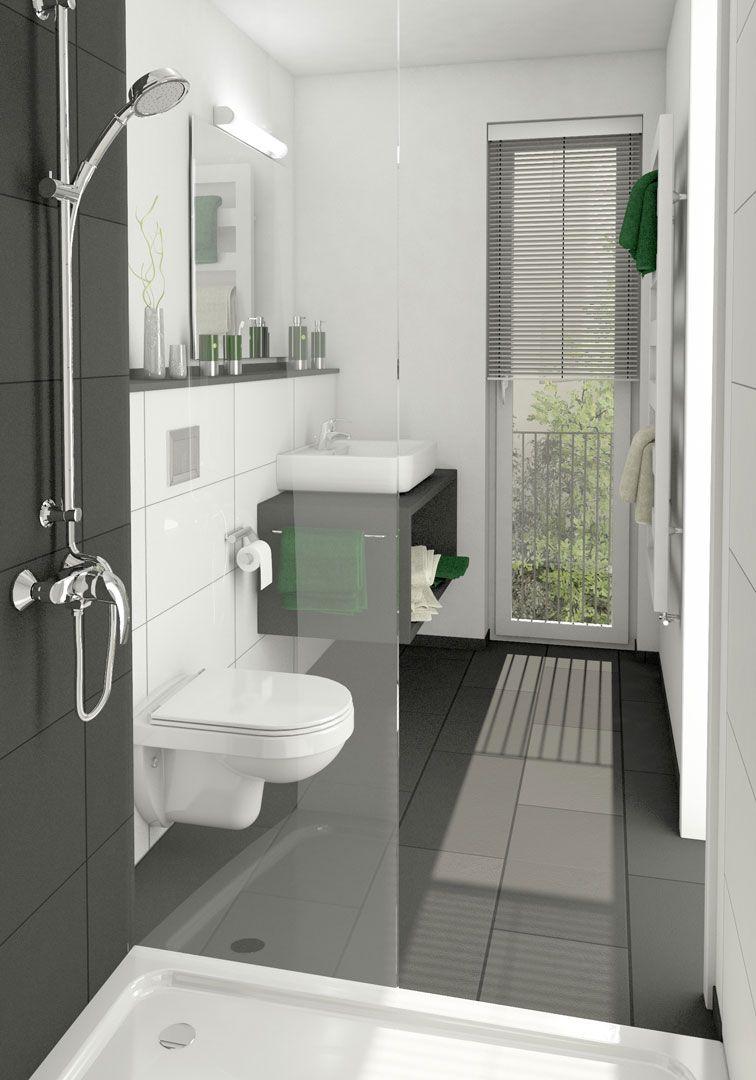 Innenraumperspektive Bv Lorettostrasse Badezimmer Klein Badezimmer Modernes Badezimmer