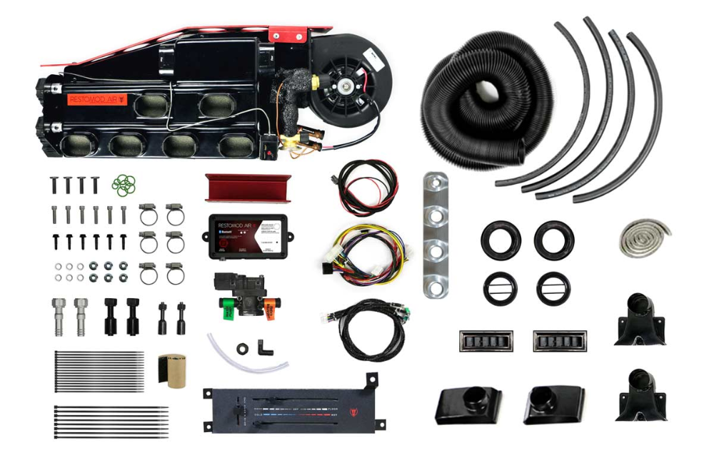 70 72 Chevelle Interior Kit In 2020 Chevelle 72 Chevelle Air Conditioning System
