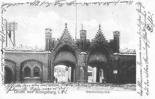 Brandenburger Tor Brandenburgskie Vorota Brandenburger Tor Vorota I Prussiya