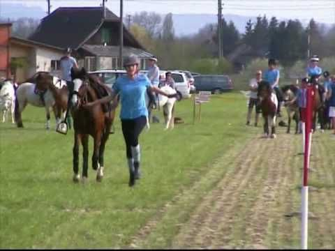 Ponygames SM 25. April 2010 - Bätterkinden - YouTube