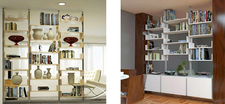 Floor To Ceiling Room Dividers With Tv Wall Shelves And Other Related Images Gallery
