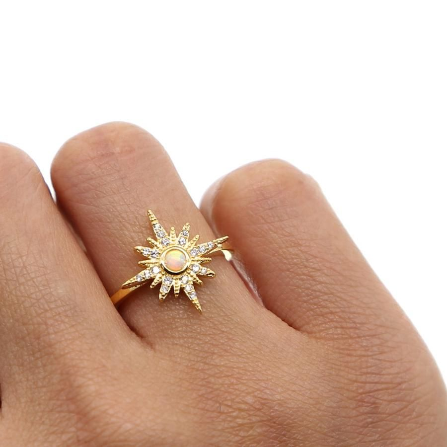Beautiful Floral Design Ring,Midi Ring,Personalized Gift,Signet Ring,Boho Rings,Christmas Gift For Women,Vintage Rings,Promise Ring