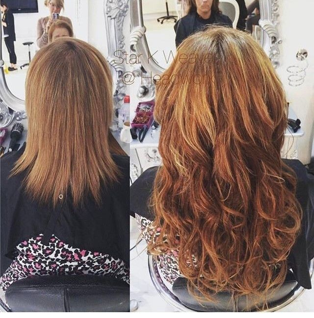 Hair Extensions Academy Manchester Belle Hair Extension Courses