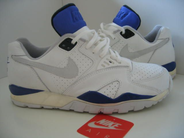 Nike Air Cross Trainer Low, 1991. | Walk This way in 2019 | Vintage ...