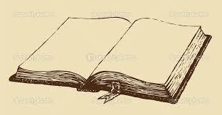 resultado de imagen para dibujo libro abierto