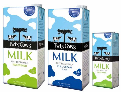 Pin En Dairy Packaging Design