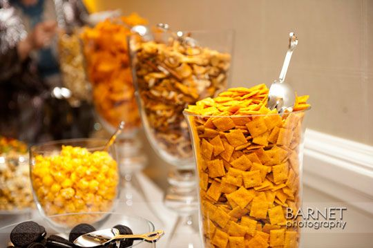 Yellow reception nibbles   Barnet Photography   Floral Design by Square Root
