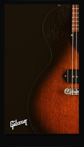 Gibson Guitar Iphone 6 Wallpaper Iphone Wallpapers In 2019