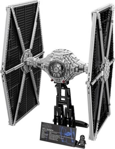 LEGO Star Wars 75095 Tie Fighter Building Kit Free Shipping