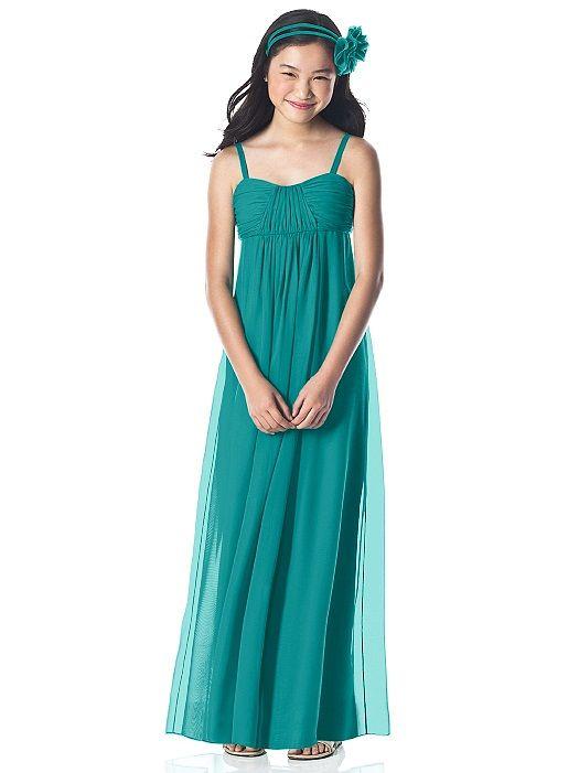971d082e569 Dessy Collection Junior Bridesmaid Style JR835