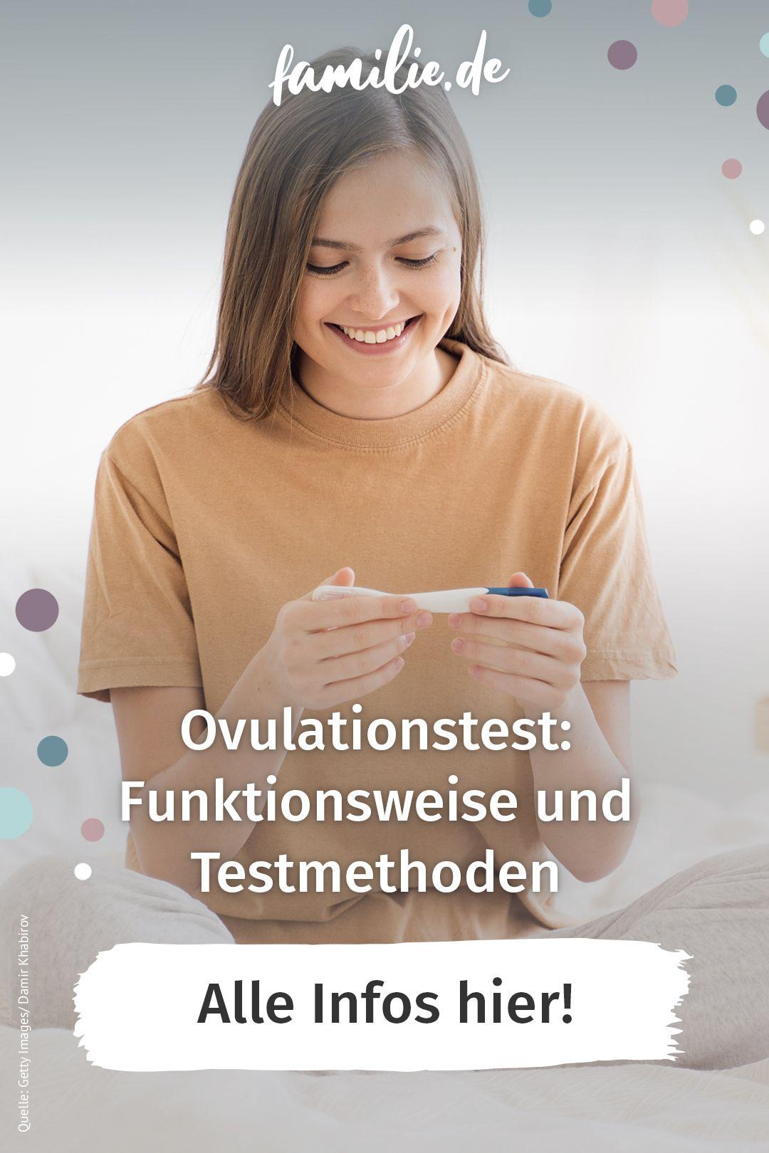 Ovulationstest: Funktionsweise und Testmethoden | familie