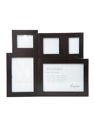 Linea Dark Ash Frame 5 Aperture From House Of Fraser   eBay ...
