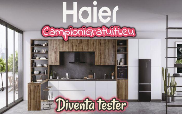 Diventa Tester Forno Haier Chef@Home con The Insiders