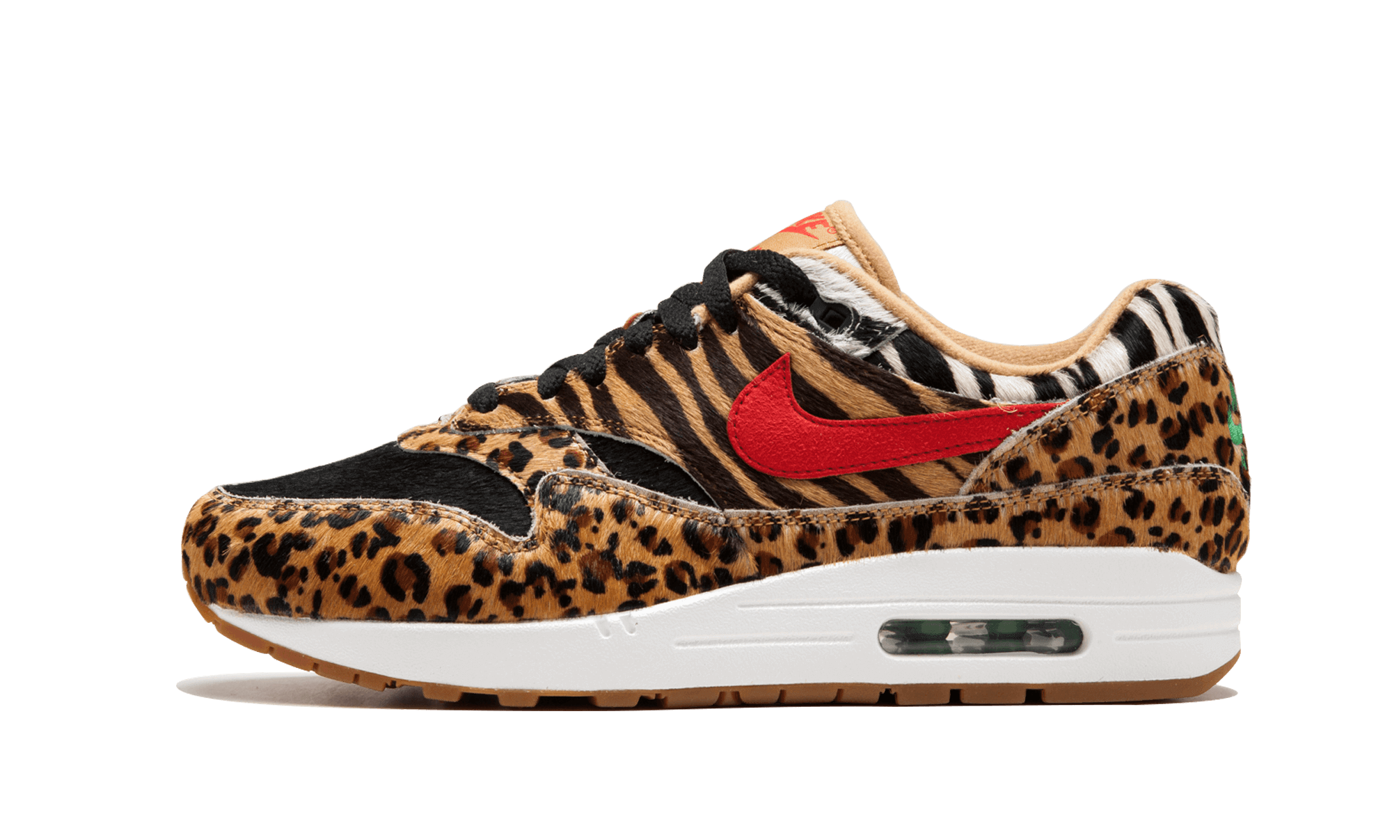 "Nike Air Max 1 DLX ""Atmos Animal Pack 2.0"" AQ0928 700"