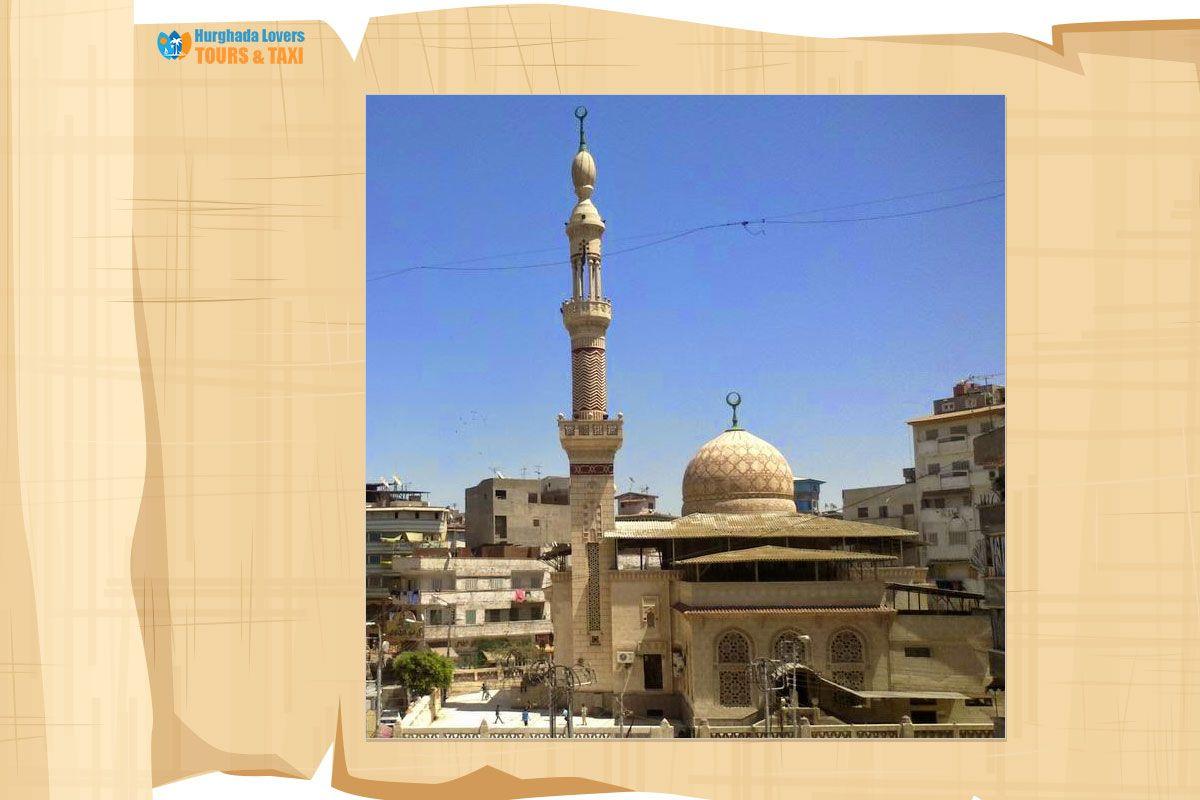 مسجد المتبولي تاريخ بناء اهم المعالم والمزارات الدينية الاثرية في دمياط مصر Egypt Travel Travel Mosque