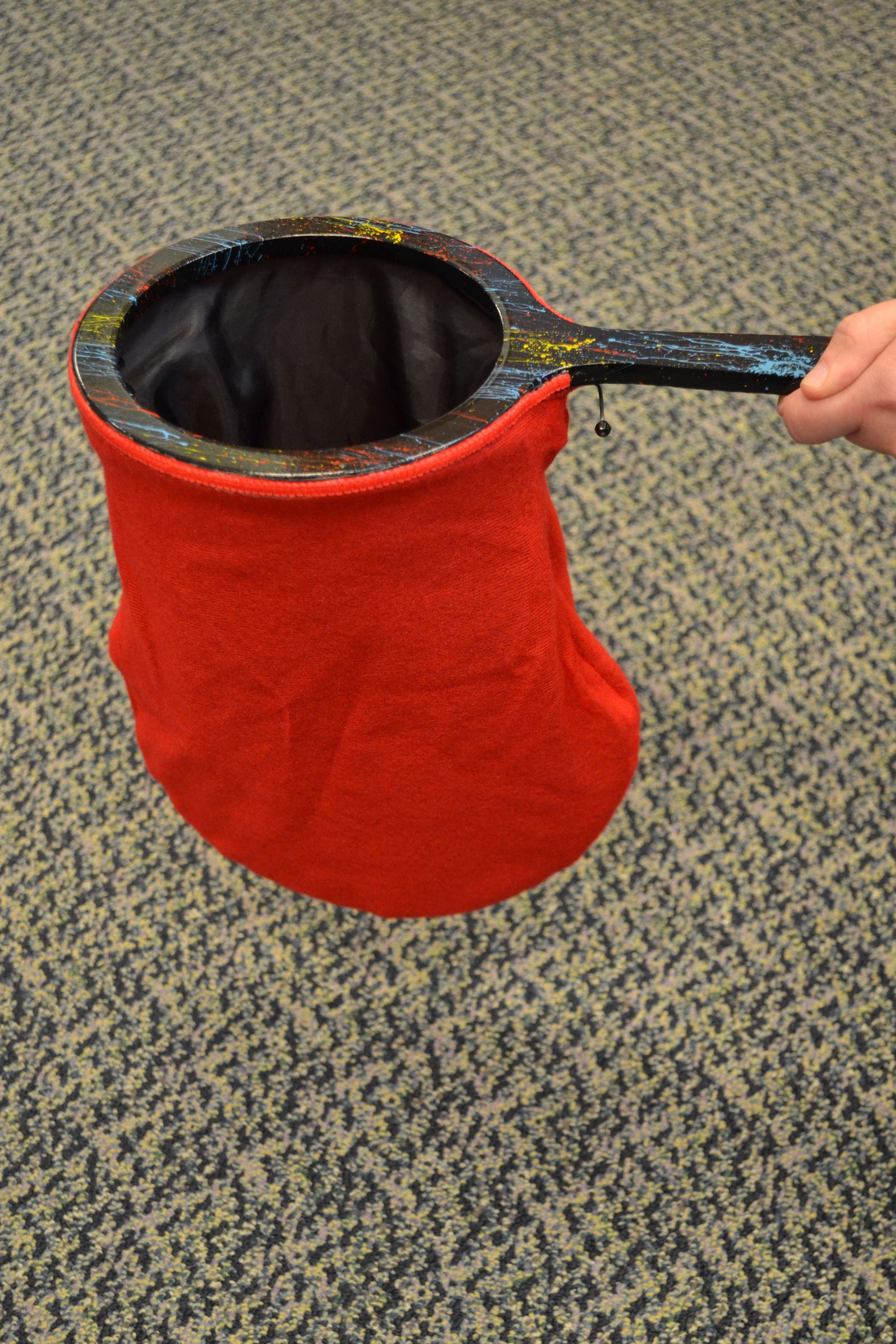 January Theme Pets For This Magic Bag Trick I