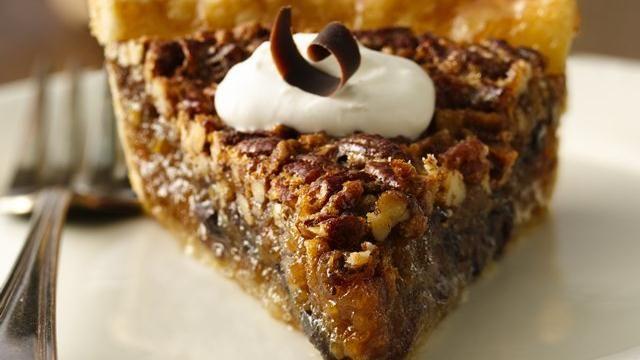 Chocolate Pecan Pie Recipe Pecan Pie Recipe Desserts Pecan Pie