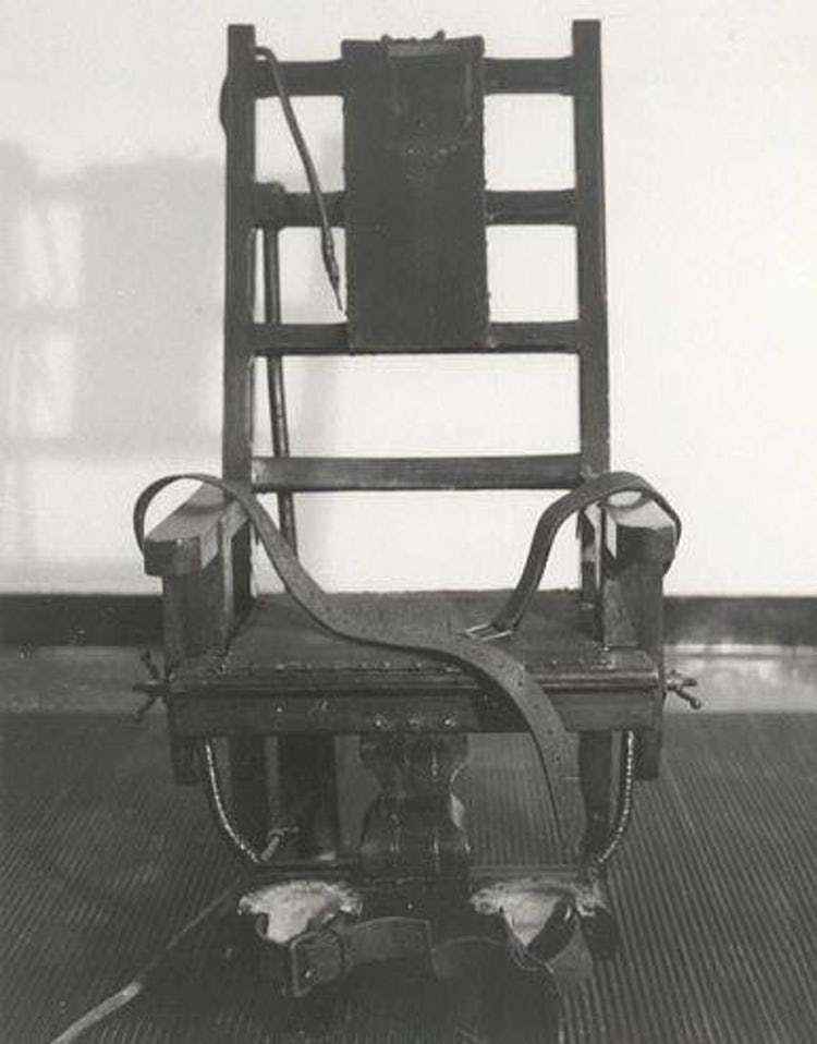 Inventions That Were The Worst For The World Electric Chair Death Penalty Old Sparky