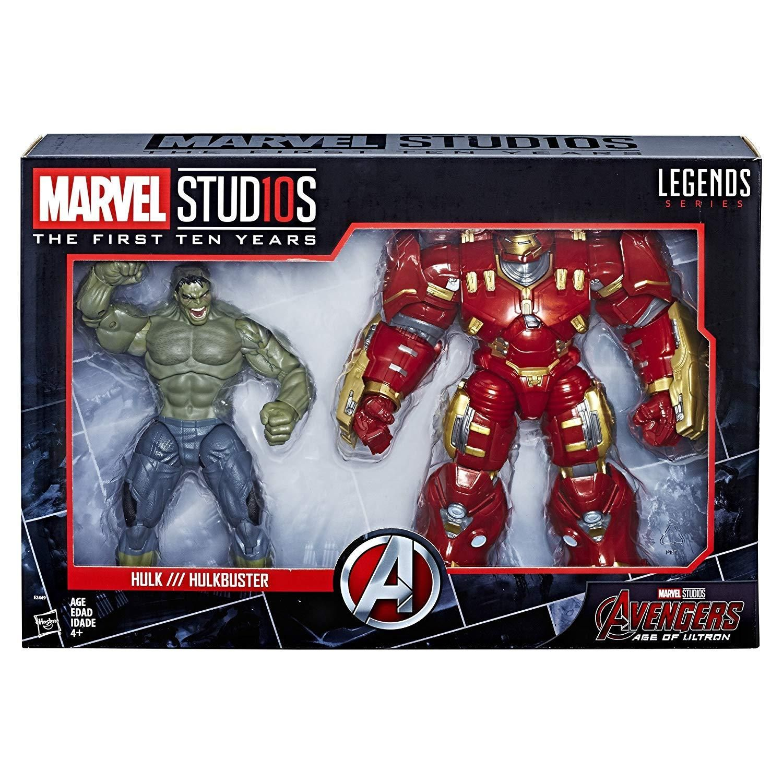 IN STOCK Marvel Legends MCU 10th Anniversary Captain America And Crossbones