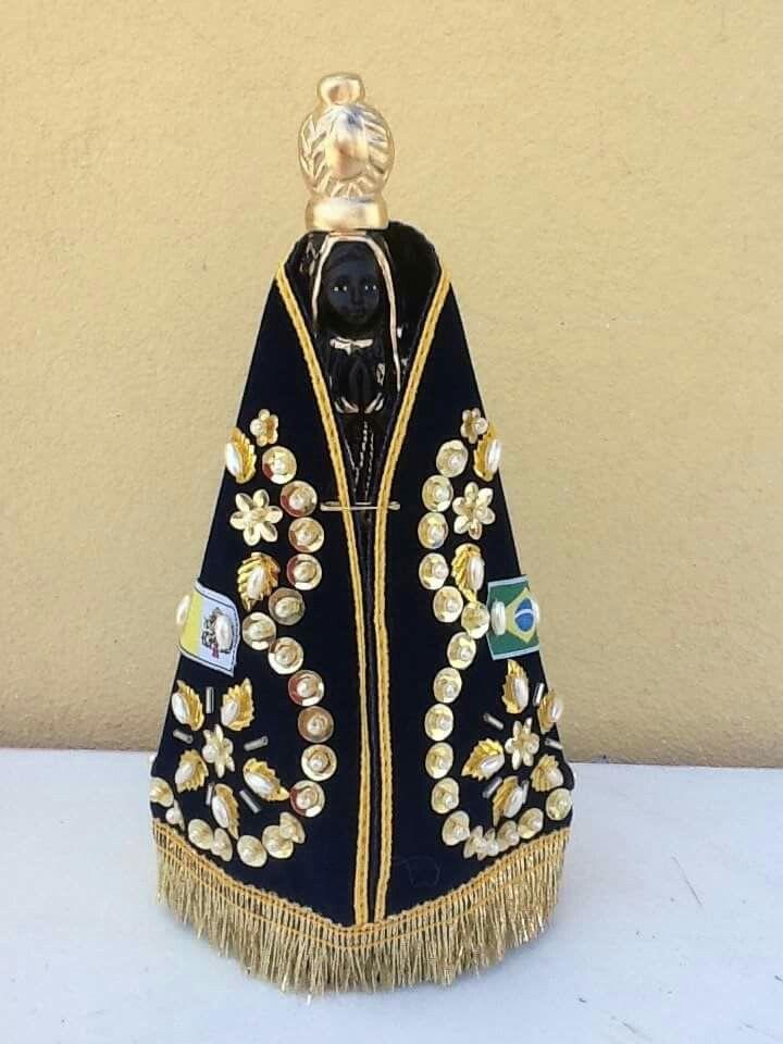 Pin De Fatima Fraga Em Fe Mantos Manta Nossa Senhora Aparecida
