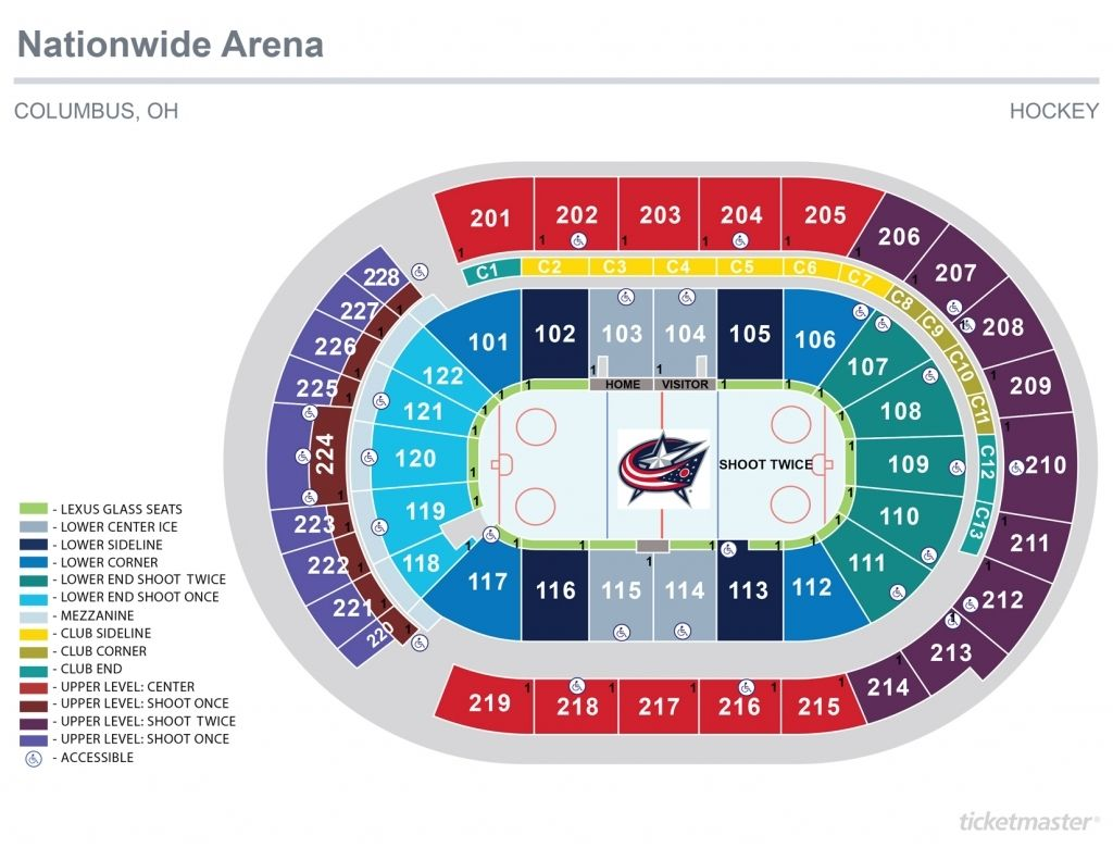 Amazing Cbj Seating Chart