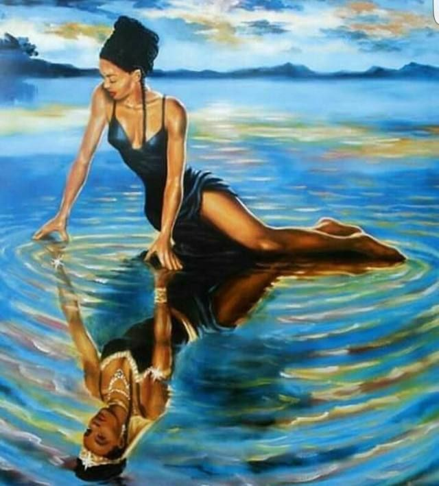 👩🏿👑 #BlackIsWhoIAm #knowthyself #lovethyself #africanpride #africa #problack #blackart #blacklove #blackisbeautiful #blackexcellence #blackwomen #blackmen #blackkings #blackqueens #blackunity...