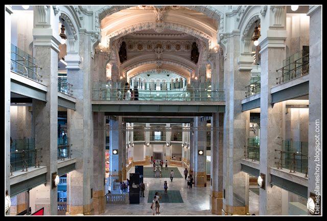 Palacio De Cibeles Ayuntamiento Madrid Favorite Places