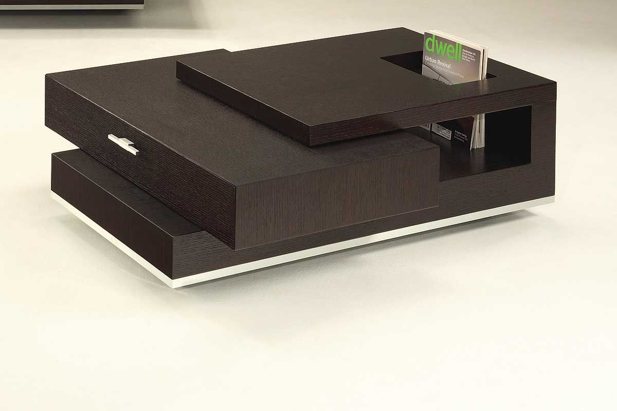 Modern Coffee Table Meja Ruang Tamu Desain Furnitur Meja [ 800 x 1200 Pixel ]