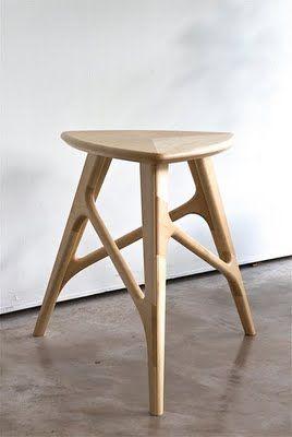 Pin Van Studio Doucine Op I Wood Seats I Kruk Keuken Meubelrestauratie Meubels