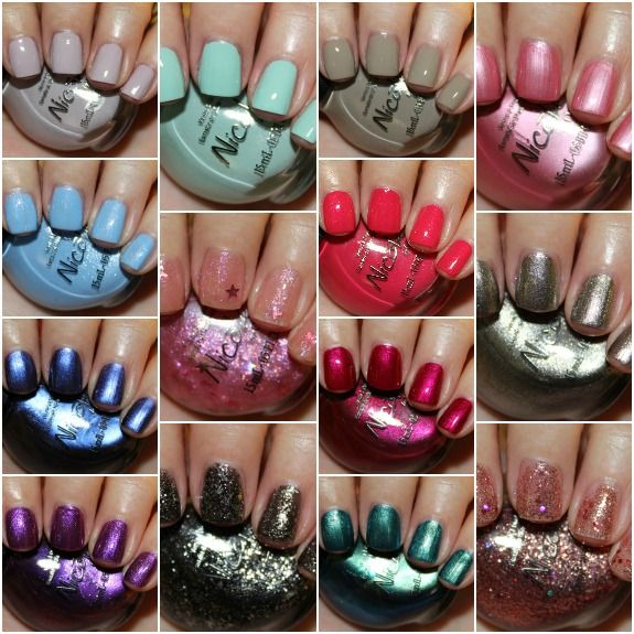Nicole by OPI Modern Family Collection. www.vampyvarnish.com I just ...