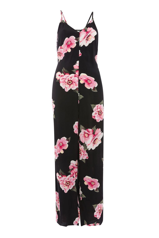 0e197ad4807f This Topshop floral jumpsuit!