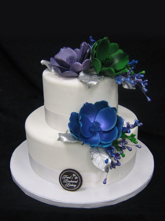 Fl Wedding Cake Freed S Bakery Las Vegas
