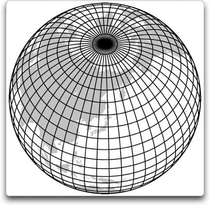sphere polar coordinate graph paper - Google Search Education - cartesian graph paper