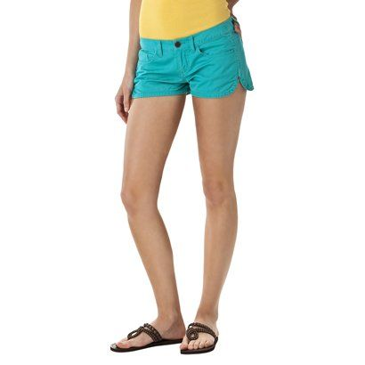 I love to wear colorful shorts :)