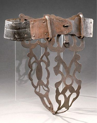 17th century French chastity belt. (With images) | Antiikki