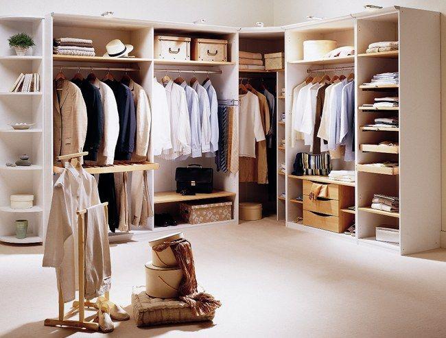 Comment ranger son dressing ? Nos astuces | Dressings, Dressing room ...