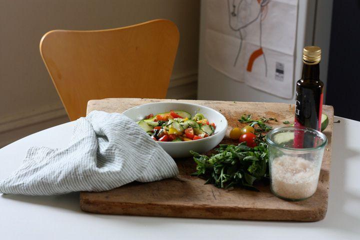 Truck Drivers Pasta - Island Menu Blog #AustralianBlog #IslandMenuBlog #Vegetable #Pasta #HomeMadePasta