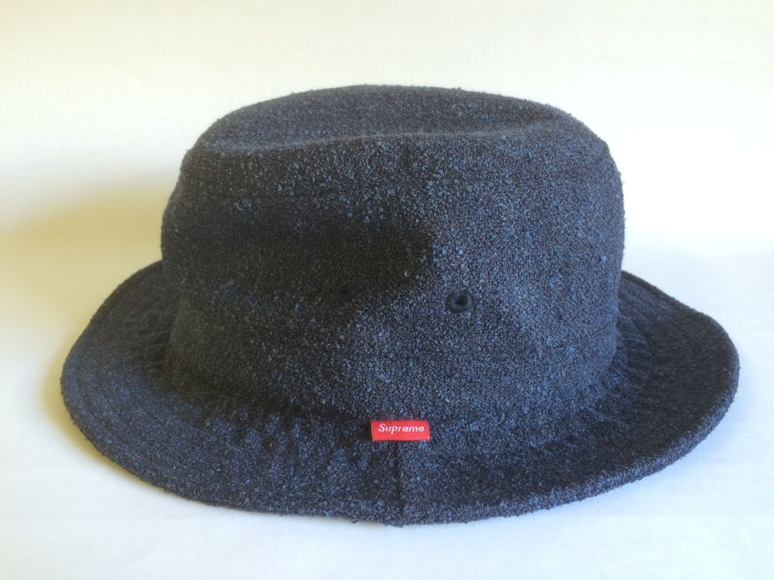 689ea8f0cc41e ... promo code for supreme supreme french terry crusher bucket hat size one  size 28 grailed a1932