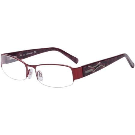 COVERGIRL Women\'s Eyeglass Frames, Wine - Walmart.com | Frames ...