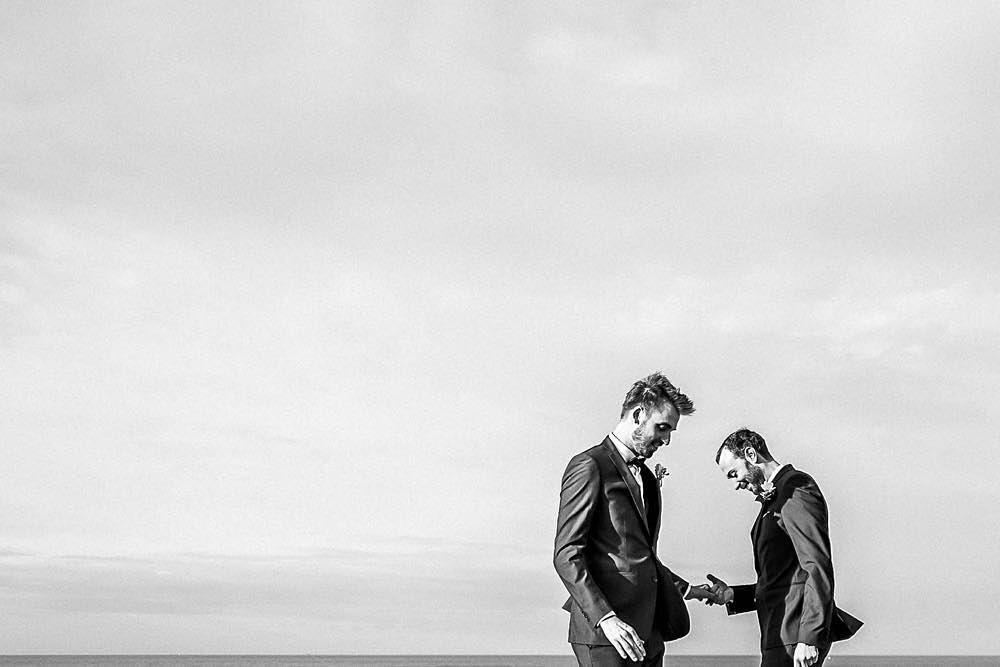 #gaywedding DS #bw #weddingphotographer #love #instacouple #instagood #instalove #gaywedding #mariagepourtous #photographer #photooftheday #photographemariage by matt.guegan