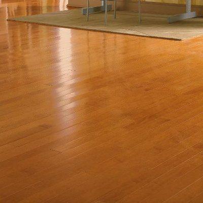 Bruce Flooring Turlington 3 Engineered Oak Hardwood Color Russet Cinnamon