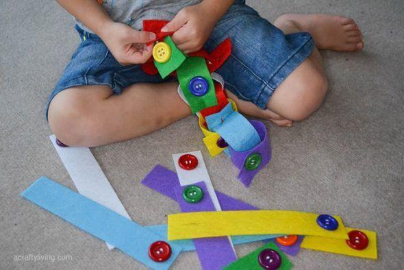Giochi Montessori Fai Da Te 3 5 Anni Bimbi Pinterest