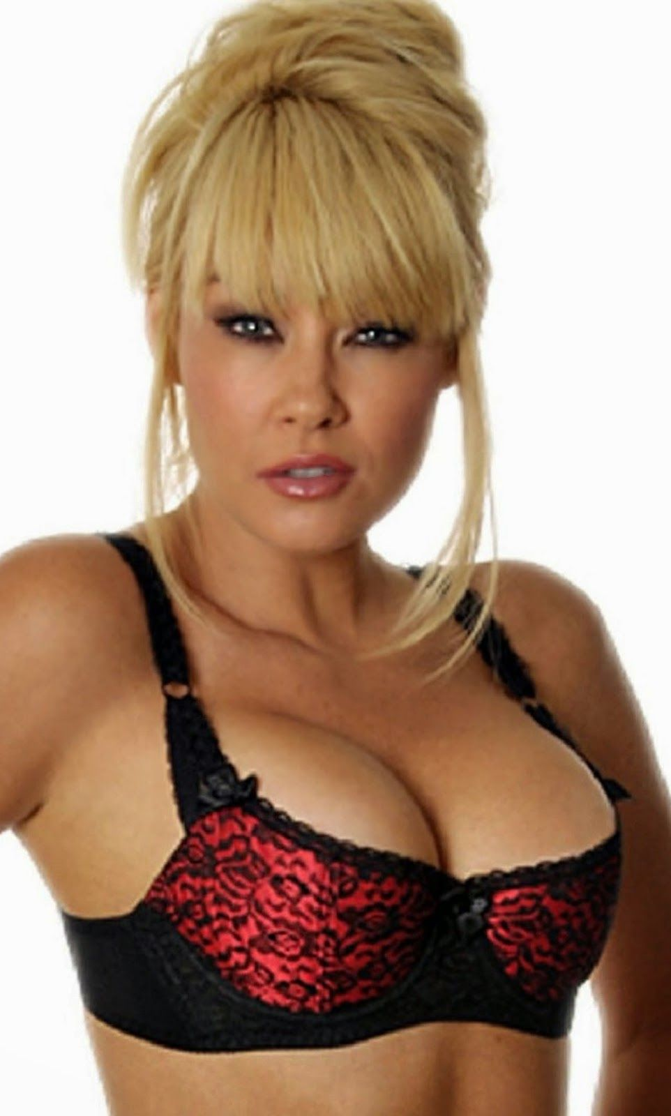 fb25c430027 shelf bra 38dd Empire Intimates Satin w Lace Shelf Bra Open Push-up Fits  Cups D and DD $39.95
