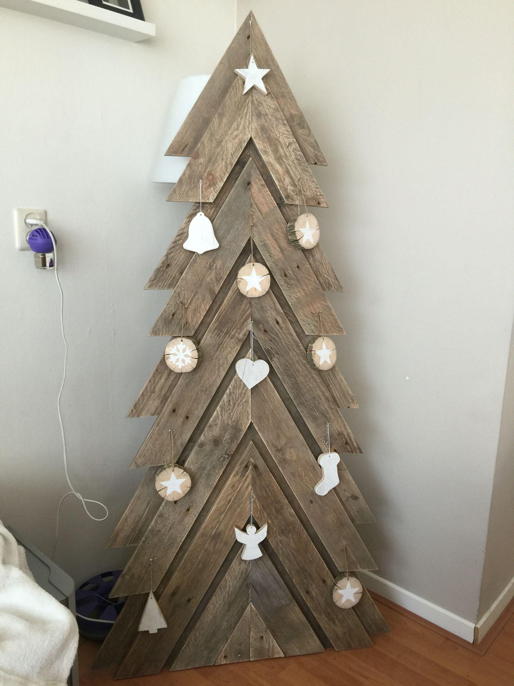 Kerstboom Van Pallethout Pallethout Kerstdecoratie Decoratie