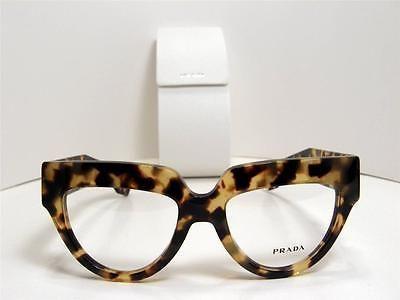 37667a96bc Hot New Authentic Prada Eyeglasses SPR 07QV 7S0-1O1 PR 07QV 7S0-1O1 Italy  52mm