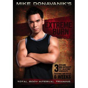 With compound movements, this workout DVD delivers the burn -- big time!